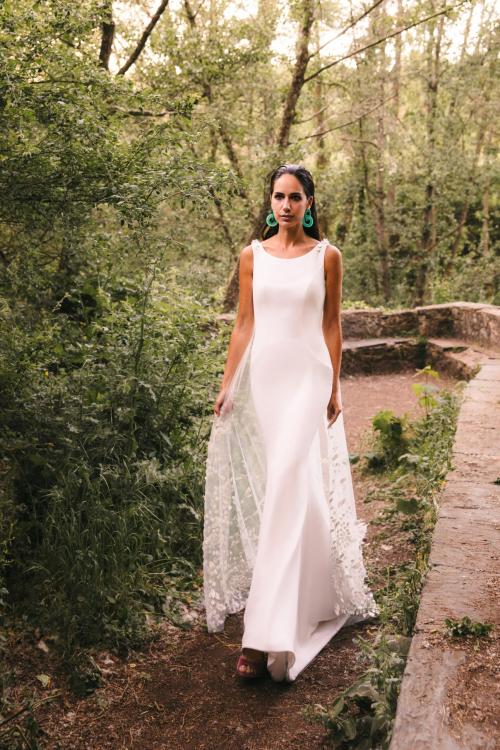 Vestidos de novia 2022 Silvia Fernandez Delicado 8