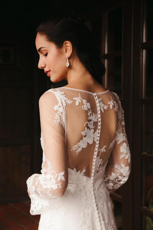 Vestidos de novia 2022 Silvia Fernandez Delirio 12
