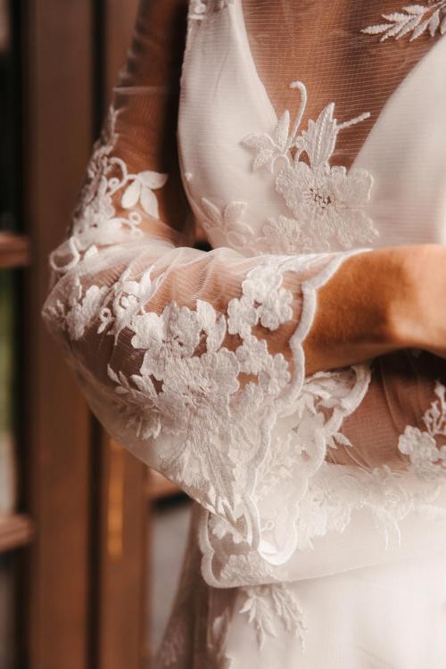 Vestidos de novia 2022 Silvia Fernandez Delirio 14