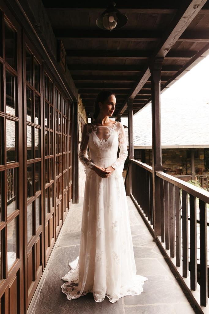 Vestidos de novia 2022 Silvia Fernandez Delirio 15