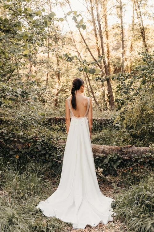 Vestidos de novia 2022 Silvia Fernandez Demelsa 1