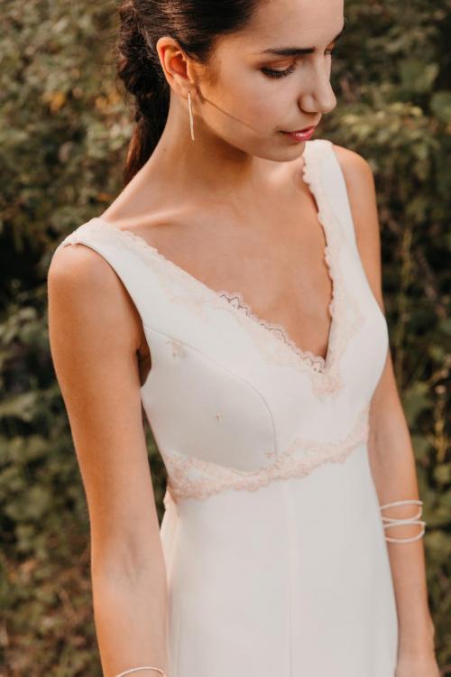Vestidos de novia 2022 Silvia Fernandez Demelsa 6