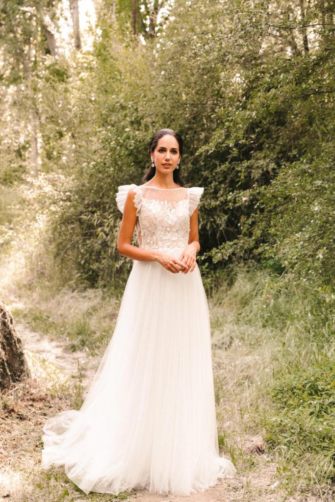 Vestidos de novia 2022 Silvia Fernandez Denia 11
