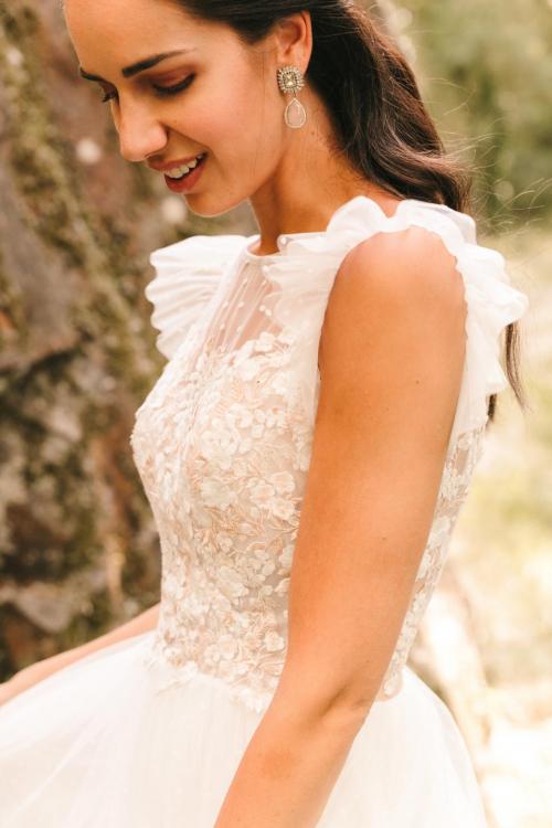 Vestidos de novia 2022 Silvia Fernandez Denia 12