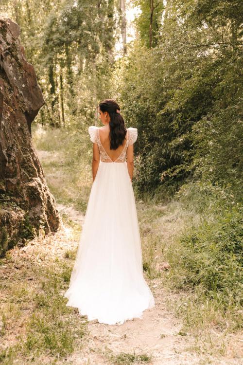 Vestidos de novia 2022 Silvia Fernandez Denia 2