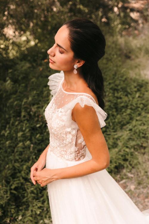 Vestidos de novia 2022 Silvia Fernandez Denia 3