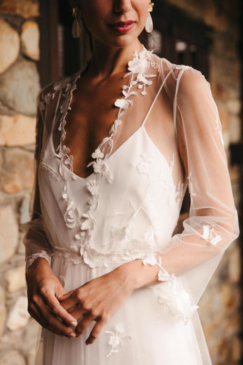 Vestidos de novia 2022 Silvia Fernandez Desierto 7