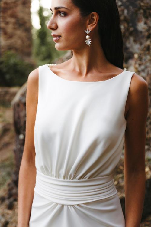 Vestidos de novia 2022 Silvia Fernandez Diana 8