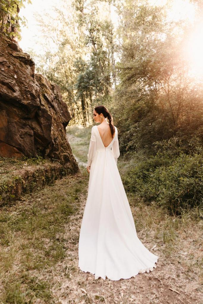 Vestidos de novia 2022 Silvia Fernandez Didi 17