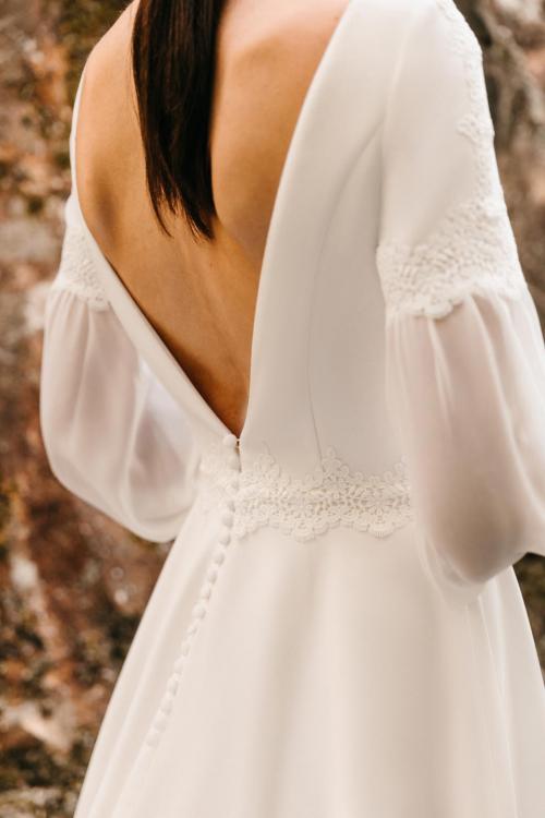 Vestidos de novia 2022 Silvia Fernandez Didi 4