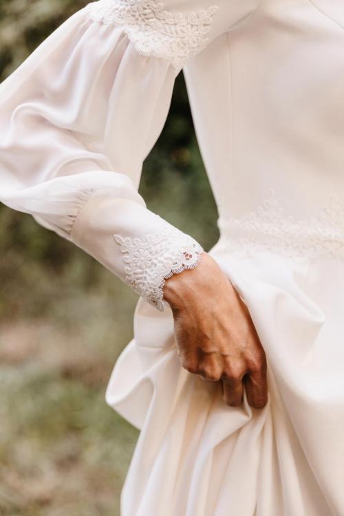 Vestidos de novia 2022 Silvia Fernandez Didi 5