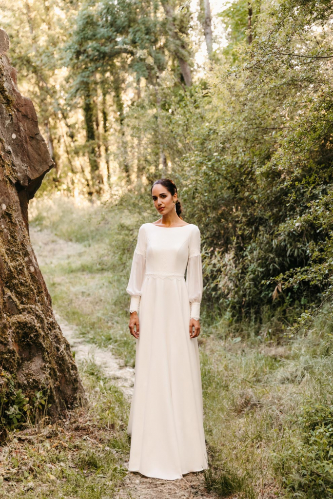 Vestidos de novia 2022 Silvia Fernandez Didi 7