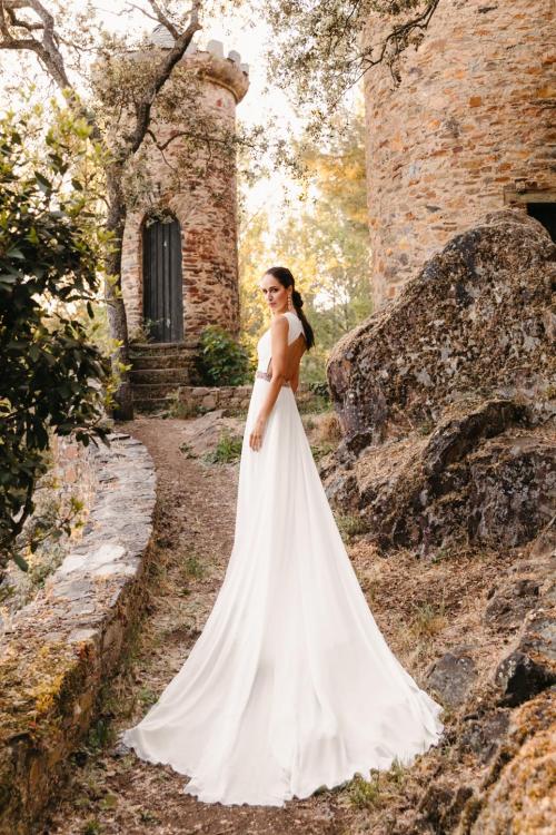 Vestidos de novia 2022 Silvia Fernandez Digna 1
