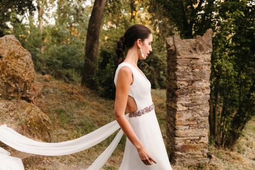 Vestidos de novia 2022 Silvia Fernandez Digna 4