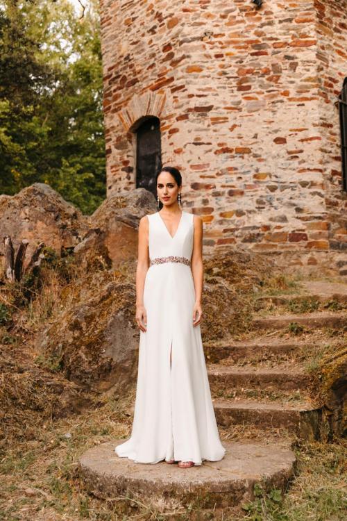 Vestidos de novia 2022 Silvia Fernandez Digna 5