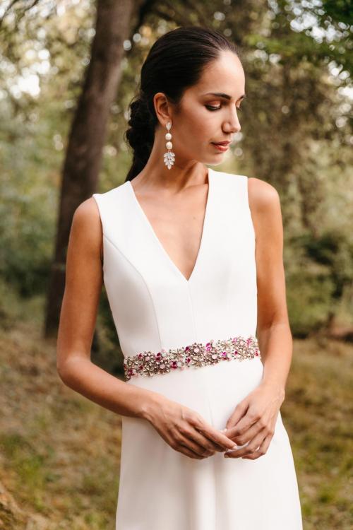 Vestidos de novia 2022 Silvia Fernandez Digna 8
