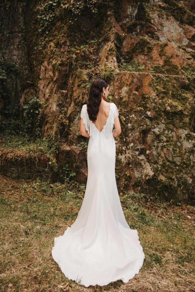 Vestidos de novia 2022 Silvia Fernandez Dina 3