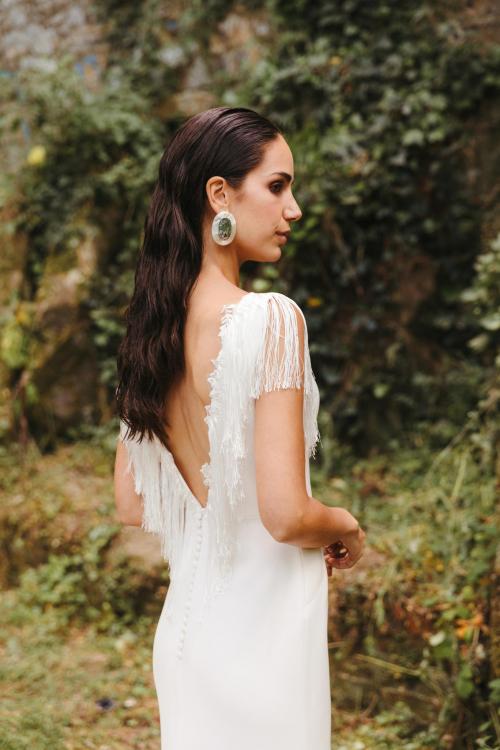 Vestidos de novia 2022 Silvia Fernandez Dina 4