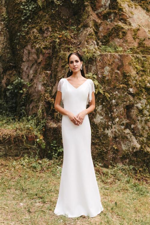 Vestidos de novia 2022 Silvia Fernandez Dina 6