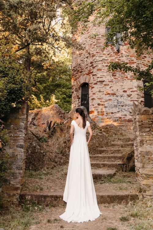Vestidos de novia 2022 Silvia Fernandez Dinamarca 1