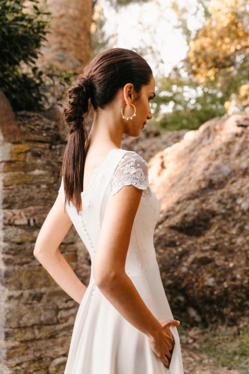 Vestidos de novia 2022 Silvia Fernandez Dinamarca 5