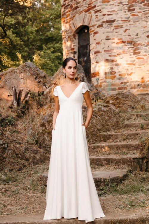 Vestidos de novia 2022 Silvia Fernandez Dinamarca 8