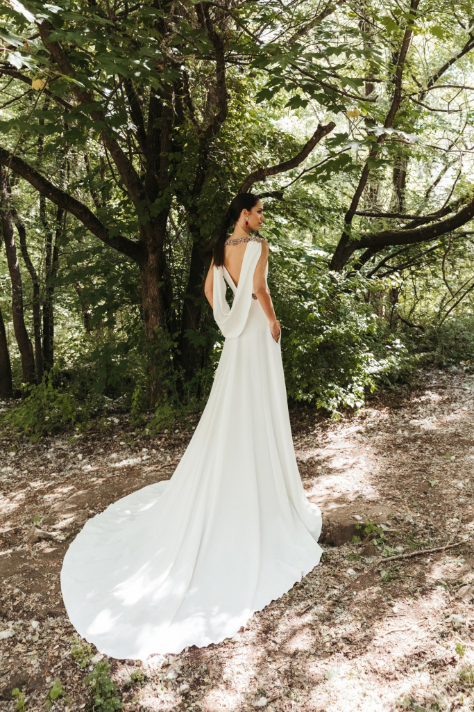 Vestidos de Novia 2022 Silvia Fernandez Atelier Diosa 1