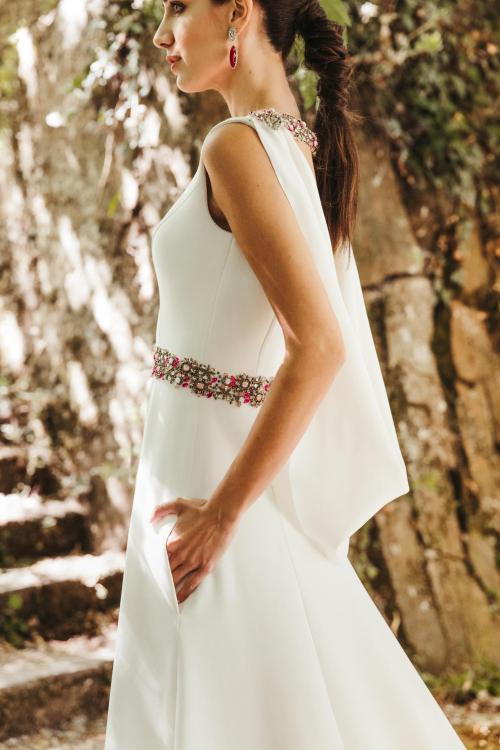 Vestidos de Novia 2022 Silvia Fernandez Atelier Diosa 3