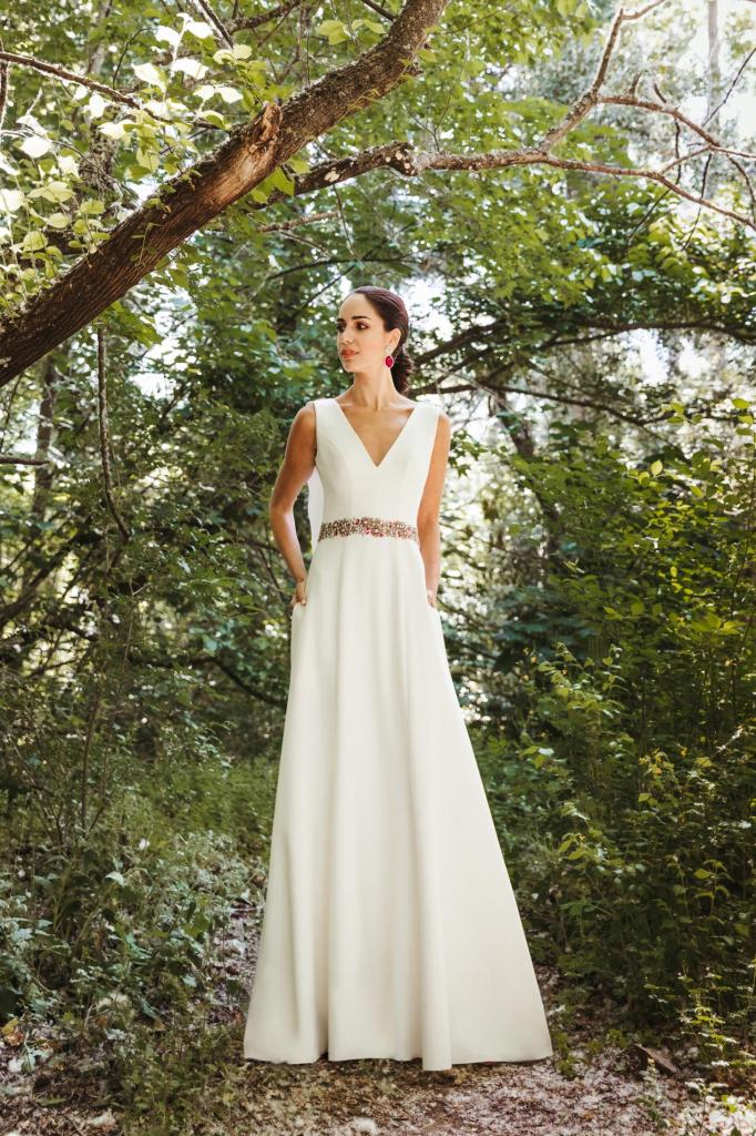 Vestidos de Novia 2022 Silvia Fernandez Atelier Diosa 4