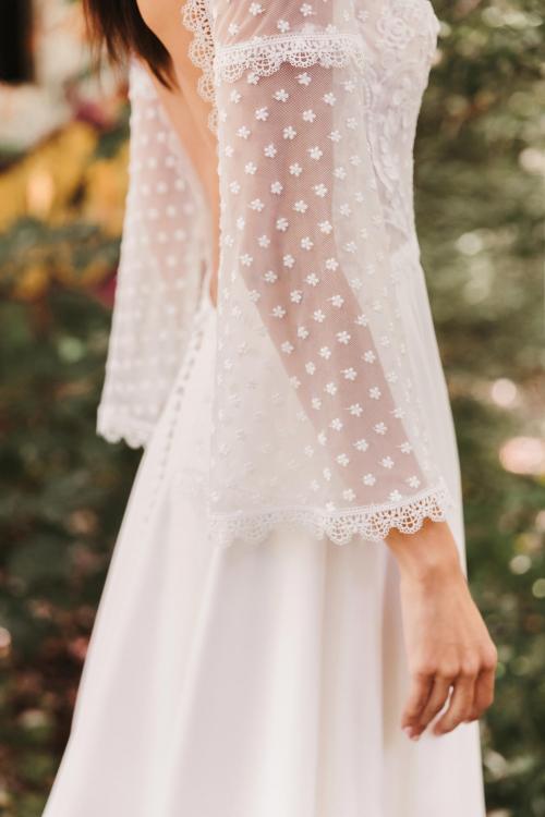Vestidos de novia 2022 Silvia Fernandez Donatella 11