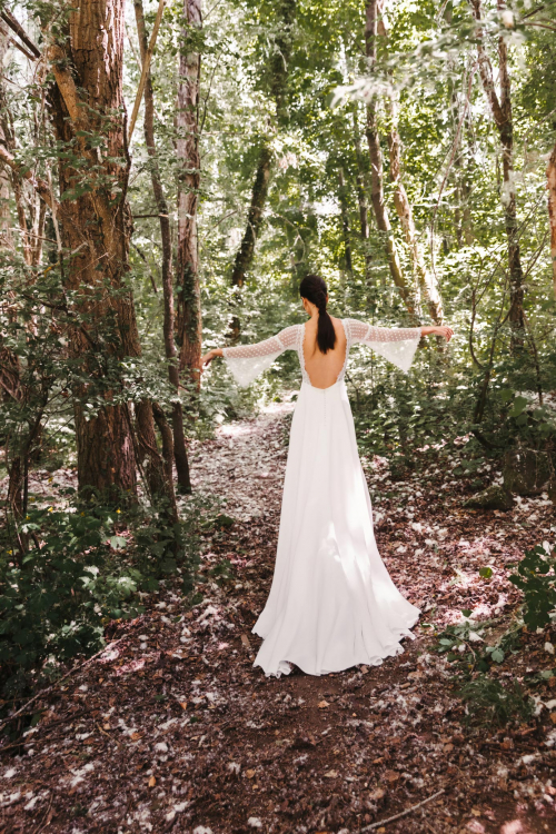 Vestidos de novia 2022 Silvia Fernandez Donatella 13
