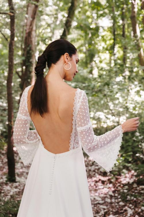 Vestidos de novia 2022 Silvia Fernandez Donatella 3