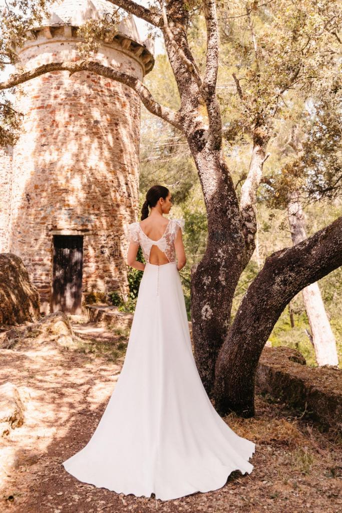 Vestidos de novia 2022 Silvia Fernandez Duarte 1