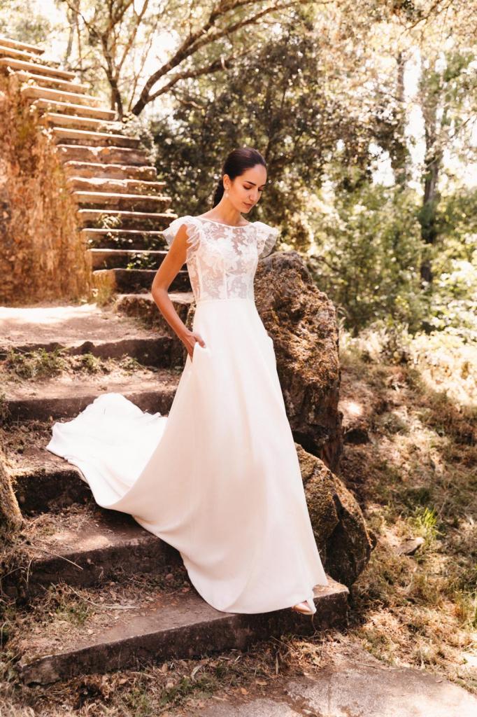 Vestidos de novia 2022 Silvia Fernandez Duarte 10