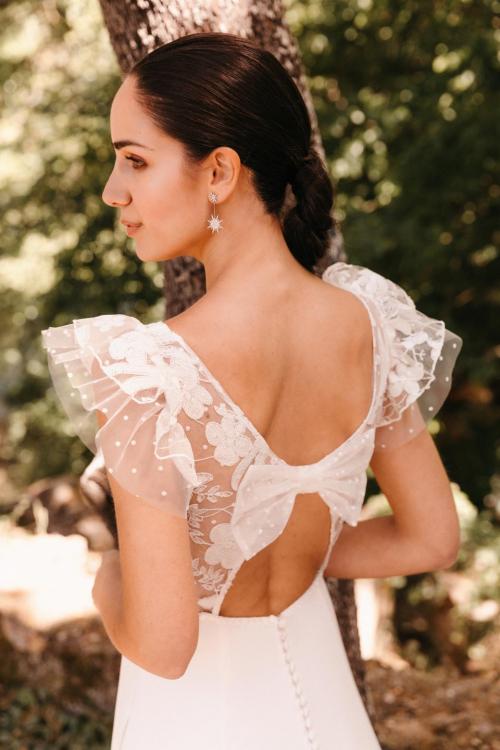 Vestidos de novia 2022 Silvia Fernandez Duarte 2