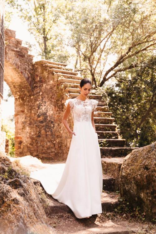 Vestidos de novia 2022 Silvia Fernandez Duarte 9