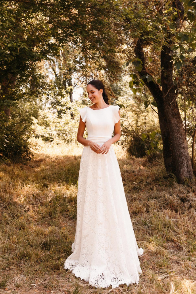 Vestidos de novia 2022 Silvia Fernandez Dublin 6