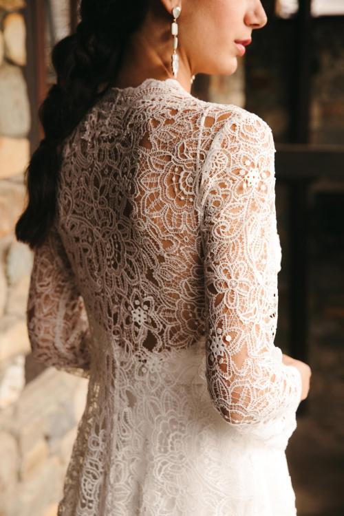 Vestidos de novia 2022 Silvia Fernandez Duende 1