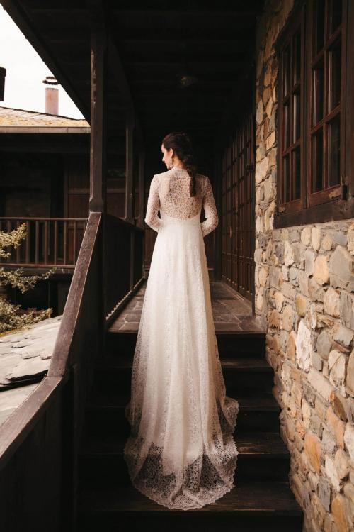 Vestidos de novia 2022 Silvia Fernandez Duende 2