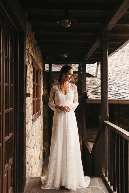 Vestidos de novia 2022 Silvia Fernandez Duende 5