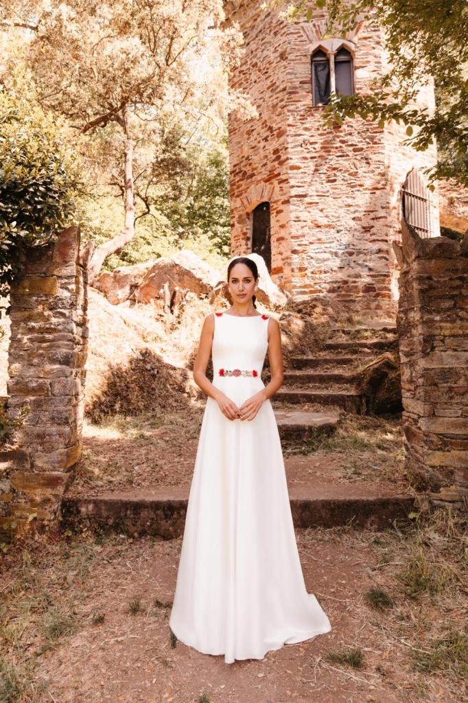 Vestidos de novia 2022 Silvia Fernandez Dulce 1
