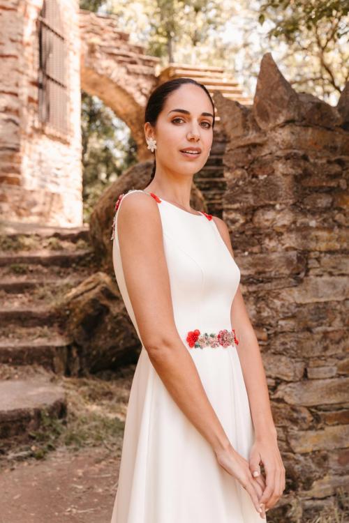 Vestidos de novia 2022 Silvia Fernandez Dulce 5