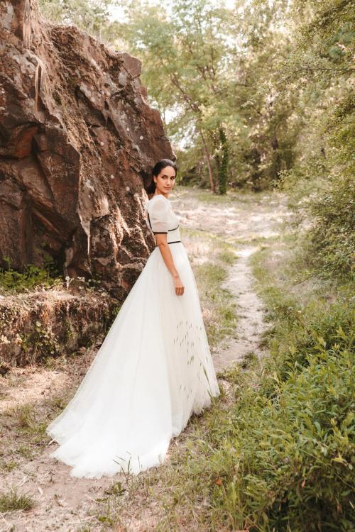 Vestidos de novia 2022 Silvia Fernandez Duque 11