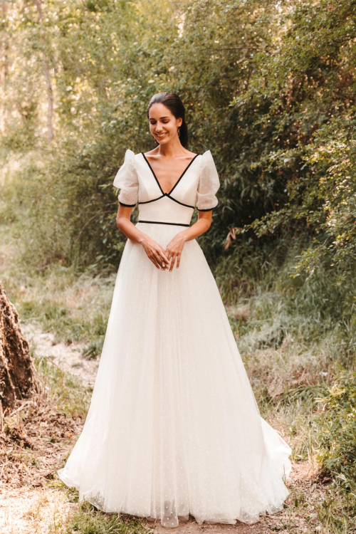 Vestidos de novia 2022 Silvia Fernandez Duque 7