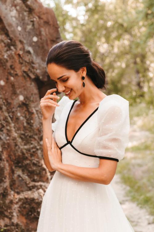 Vestidos de novia 2022 Silvia Fernandez Duque 8
