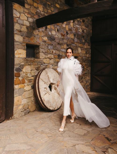 Vestidos de novia 2022 Silvia Fernandez Duquesa 10