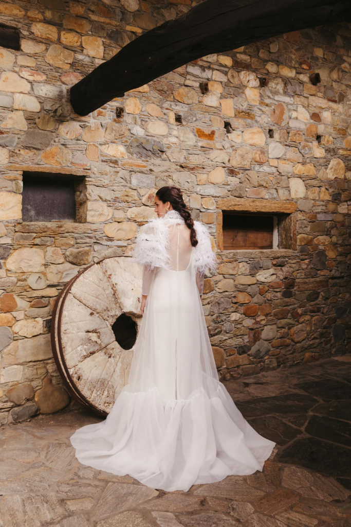 Vestidos de novia 2022 Silvia Fernandez Duquesa 2