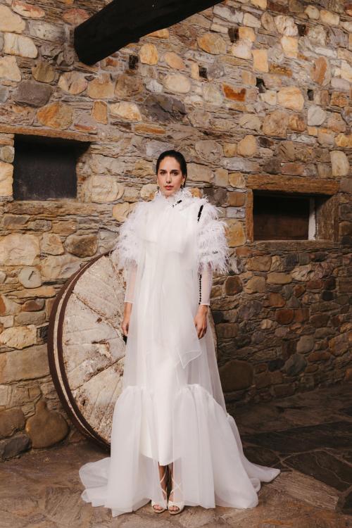 Vestidos de novia 2022 Silvia Fernandez Duquesa 4
