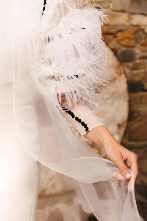 Vestidos de novia 2022 Silvia Fernandez Duquesa 7