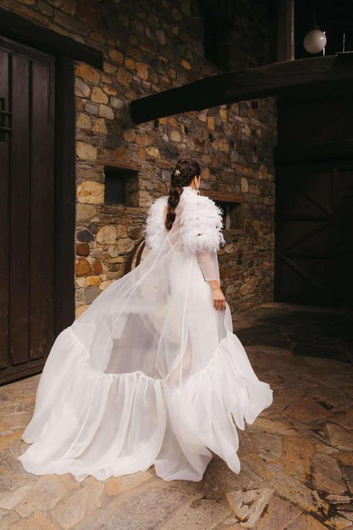 Vestidos de novia 2022 Silvia Fernandez Duquesa 9